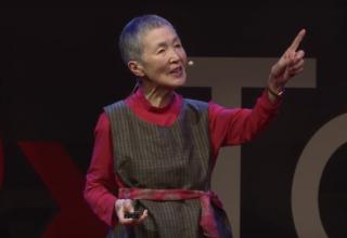 E moshuara nga Japonia e cila zhvilloi një aplikacion iOS