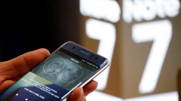 Samsung do të shesë telefonët Galaxy Note 7 të përtërirë