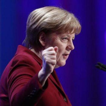 Kancelarja Gjermane Merkel: Prodhimi i baterive në Evropë shumë i rëndësishëm për të ardhmen tonë