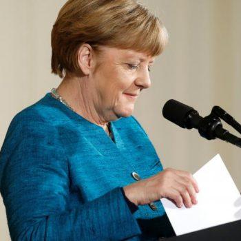 Merkel thirrje Europës për një baze ligjore të përbashkët në përdorimin e të dhënave