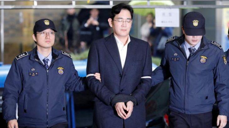 Të Enjten shefi i Samsung del para trupit gjykues në Seul