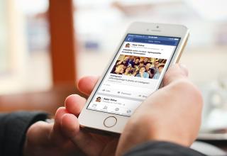 Facebook lejon publikimin e imazheve të animuara GIF në komente