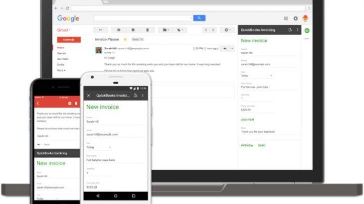 Google hap programin e shtojcave nga palët e treta për Gmail