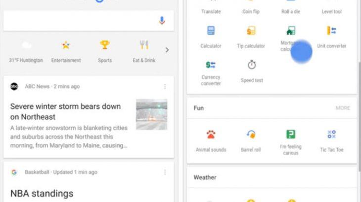 Google përditëson aplikacioni e kërkimit në Android dhe iOS