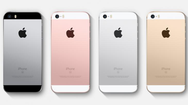Apple vret modelin e fundit 16GB të linjës iPhone