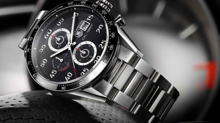 TAG Heuer prezanton një orë inteligjente Android Wear më 14 Mars