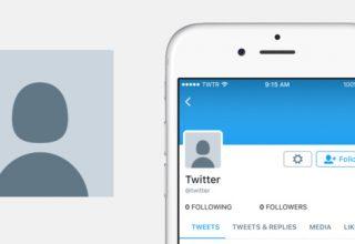 Twitter zëvendëson vezën ikonike me një figurë njeriu