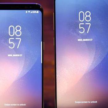 Shitje rekord të Galaxy S8 dhe S8+ në Korenë e Jugut