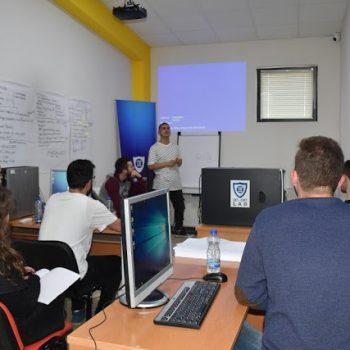 Prezantimi i Analizës Malware në kampusin e UBT CERT në Lipjan