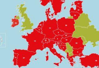 Vodafone Britani heq tarifat roaming me 40 shtete, përfshihet edhe Shqipëria