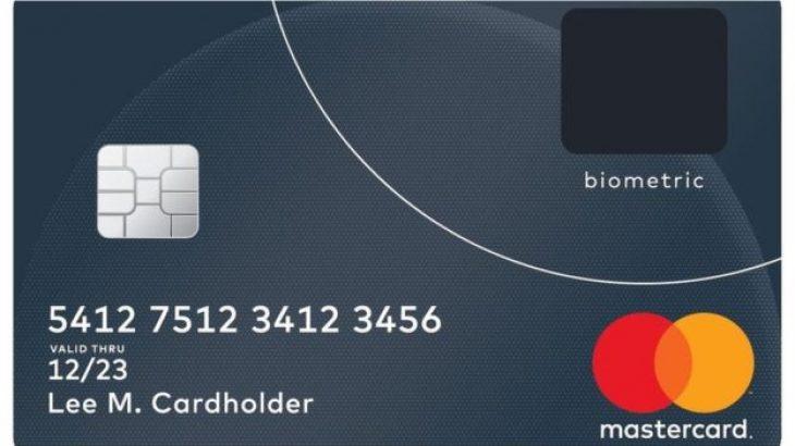 Mastercard prezantoi kartën e parë të kreditit me skaner të shenjave të gishtërinjve