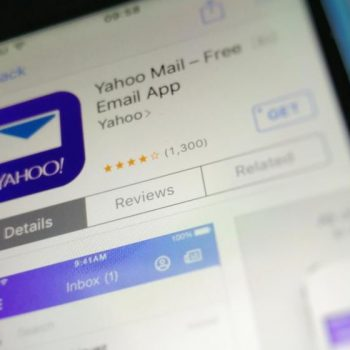 Aplikacioni Yahoo Mail funksionon me çdo postë elektronike