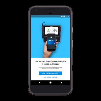 Google integron PayPal në shërbimin e pagesave Android Pay