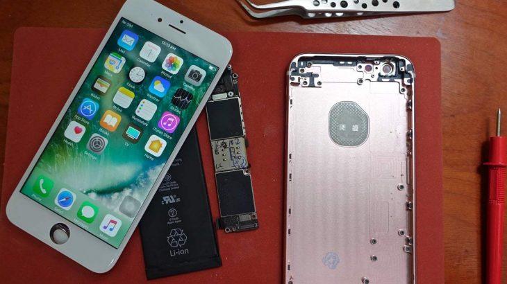 Një Youtuber ndërton një iPhone 6S me pjesë të ricikluara me vetëm 300 dollar
