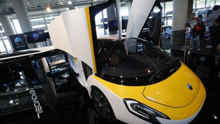 Një kompani Sllovake bën realitet makinën fluturuese 1.3 milion dollarëshe