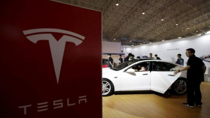 Tesla ka prodhuar 25,000 makina elektrike në tremujorin e parë të 2017-ës