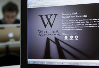 Turqia bllokon qasjen në enciklopedinë online Wikipedia