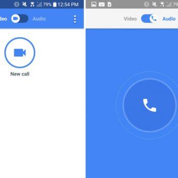 Google lançoi thirrjet me zë në aplikacionin Duo