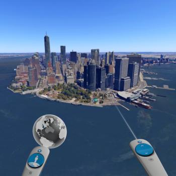 Google do të prezantojë një eksperiencë 3D tërësisht të re në Google Earth