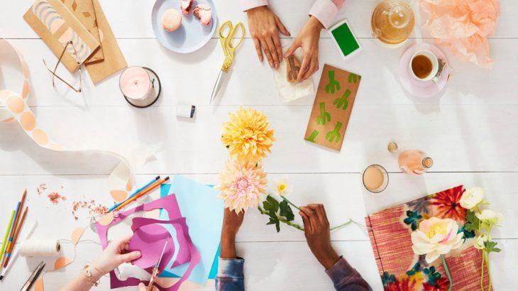 Esty lançoi dyqanin e arteve dhe punëve online Etsy Studio