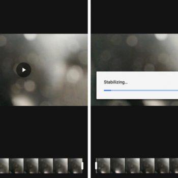 Google sjell stabilizimin elektronik të videove