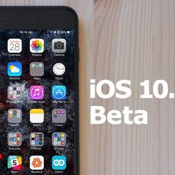 Apple publikoi betan e katërt publike të iOS 10.3.2