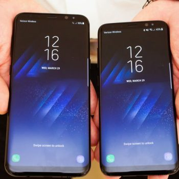Samsung Galaxy S8 problem me ekranin? Përdoruesit në Korenë e Jugut të alarmuar