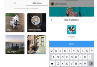 Instagram kopjon koleksionet e Pinterest