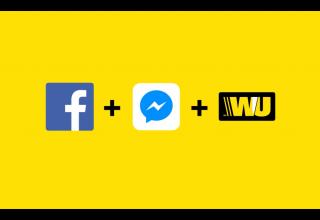Western Union sjell transfertat ndërkombëtare të parave në Facebook Messenger