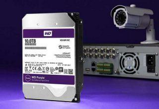 Western Digital sjell një model 10 Terabajt të familjes WD Purple