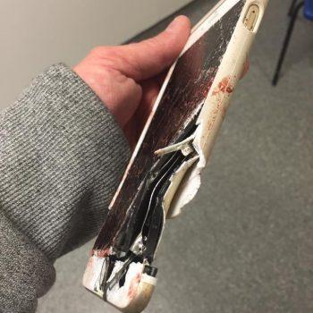 iPhone 6S i shpërton jetën një 45 vjeçareje gjatë sulmit të Mançesterit