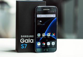 Samsung ka shitur 55 milion njësi të Galaxy S7 dhe S7 Edge