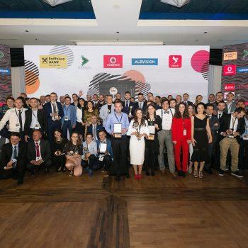 Albanian ICT Awards shpalli fituesit e edicionit të pestë jubilar të garës shpërblyese në teknologji