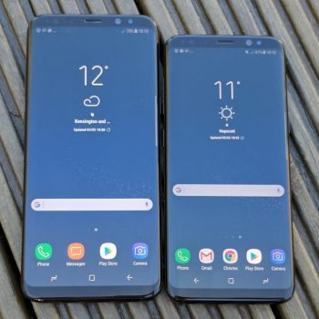 Samsung ka shitur 5 milion Galaxy S8 dhe S8 Plus