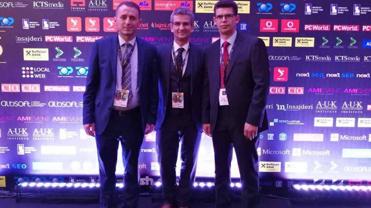 Barnatari: Intervistë me Shërbimin Publik të Vitit në Kosovë në edicionin e pestë të Albanian ICT Awards