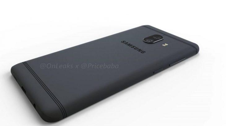 Publikohen imazhe të telefonit të ardhshëm të Samsung, Galaxy C10