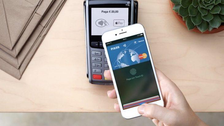 Apple Pay debuton zyrtarisht në Itali