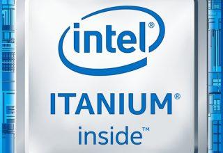 Pas 16 vitesh shuhet familja e procesorëve Intel Itanium
