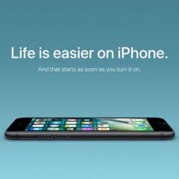 Apple fushatë agresive reklamimi në kurriz të Android