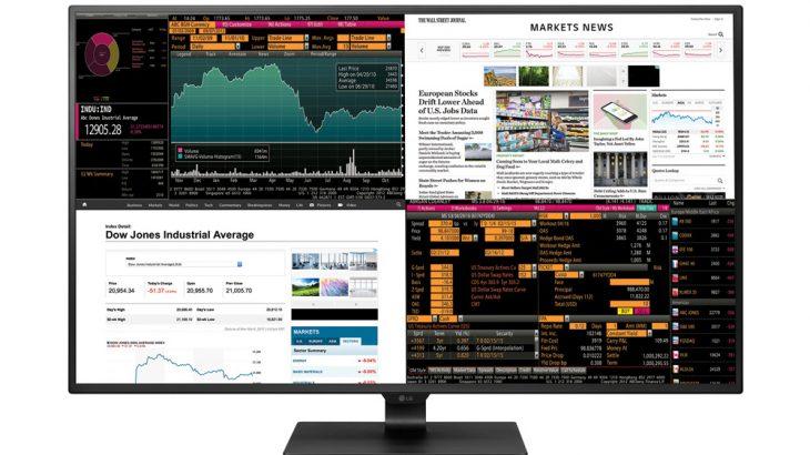 Monitori i ri 4K i LG shërben si ekran për katër pajisje njëherazi