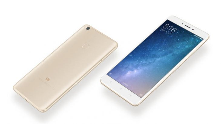 Xiaomi prezanton telefonin e dytë pa skaje, Mi Max 2