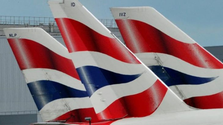 Problemet kompjuterike bllokojnë qindra fluturime të British Airways