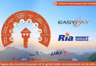 EasyPay vazhdon të sjellë risi në tregun shqiptar të pagesave