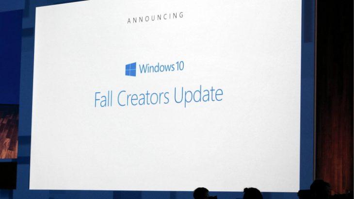 Microsoft zbuloi përditësimin e radhës madhor në Windows 10, Përditësimi i Krijuesve