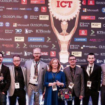 Sentry triumfon në Albanian ICT Awards me Projektin e vitit të Sigurisë Kibernetike