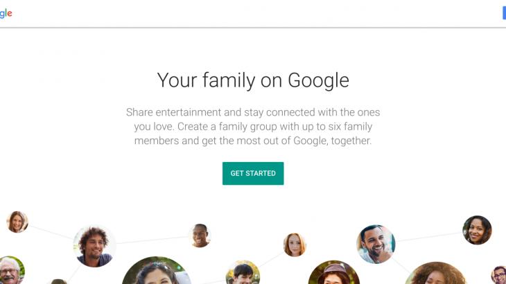 Grupet Google Families të disponueshme në Calendar, Photos, Keep dhe Youtube TV