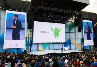 Google Android fuqizon 2 miliard pajisje në mbarë botën