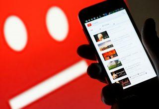 Youtube lançon reklamat vertikale