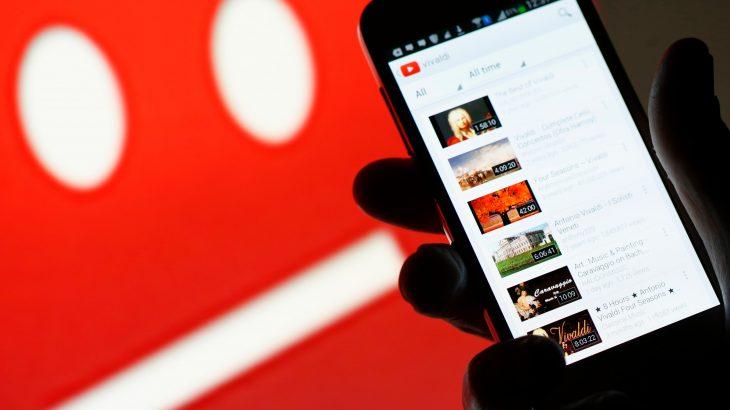 Google zhvendos panelin e navigimit në Youtube në fund të aplikacionit Android