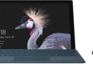 Publikohen imazhe të modelit të ri të Surface Pro